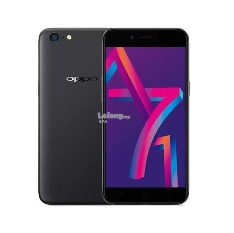 Oppo A71K (2GB, 16GB) Black