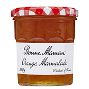 BONNE MAMAN Orange Marmalade Jam 370G (BM02010)