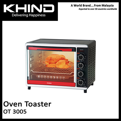 KHIND Electric Oven ( OT 3005 )