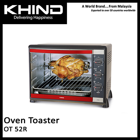 KHIND Electric Oven ( OT 52R )