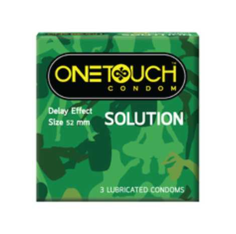 One Touch Mix Condoms 10 Packs