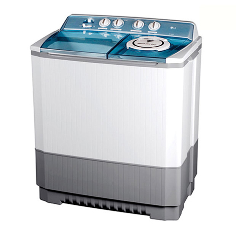LG Twin Turbo Washing Machine (P1460RWN)