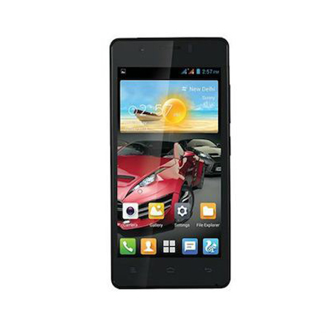Gionee Smart Phone (P4) (1GB, 8GB) Black