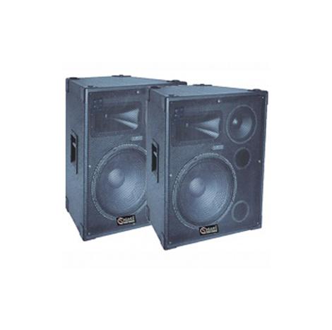 "SaBaiDi - 18"" Speaker Pair (Code-PA2118T)"