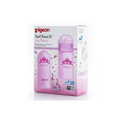 Pigeon Princess Nursing Bottle 240ML 2`S NO.26461 (PSL-S022960 )