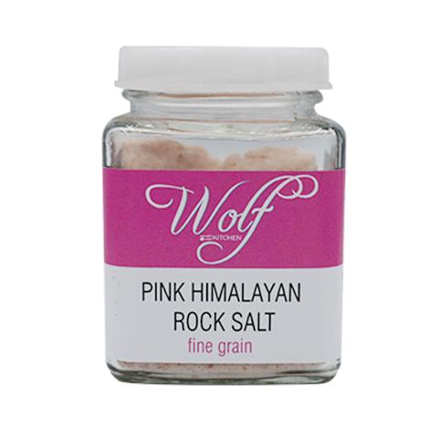 Wolf Pink Himalayan Rock Salt (Fine Grain) 250g