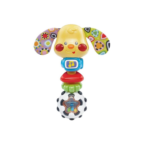 Vtech Playtime Puppy Rattle (BBVTF184703)