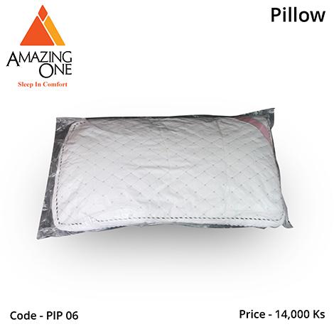 Amazing One 3D, Liner Designs Pillow (PLP06)