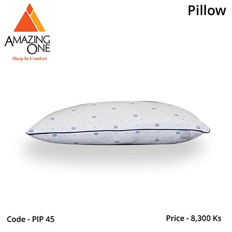Amazing One Single Crown Pillow(2 colour) (PLP45)