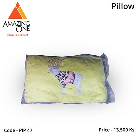 Amazing One Single Cartoon Pillow(4 colour) (PLP47)
