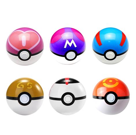 Poke Ball Box (8 Pcs) ( SM00046 )