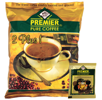 PREMIER 2 Plus 1 Pure Coffee ( 20g )