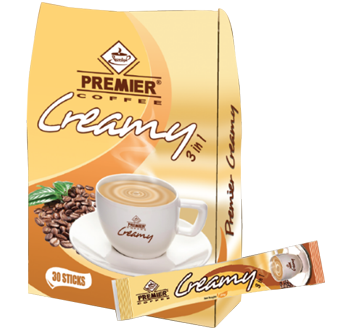 PREMIER Creamy 3 in 1 Coffee ( 20g )