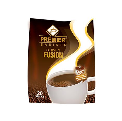 PREMIER Barista 3 in 1 Fusion Coffee