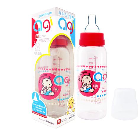 Premium Agi Zoo Feeding Bottle-250ml (AGFB0003) (1 Pcs)
