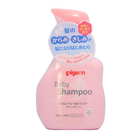 PIGEON Baby Shampoo 350ML NO.08359 ( PSL-B024302 )