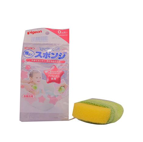 PIGEON Baby Bath Sponge NO.15112 ( PSL-B024315 )