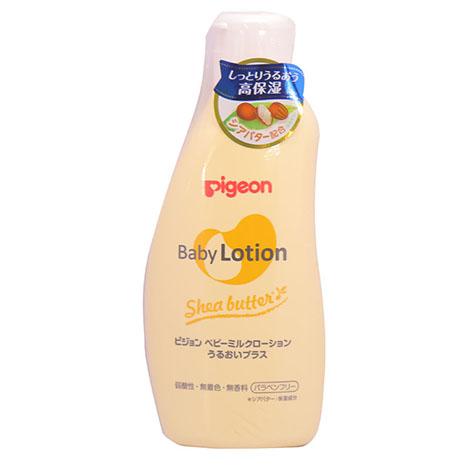 PIGEON Baby Shea Butter Lotion 300ML NO.08390 ( PSL-B024322 )