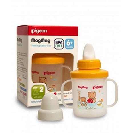 Pigeon Mag-Mag Step-2 Spout Cup-D802 (PSL-D024337)