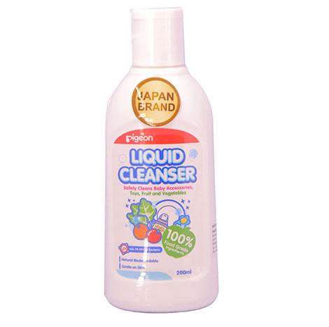 PIGEON Bottle Liquid Cleanser 200ML ( PSL-L006391 )