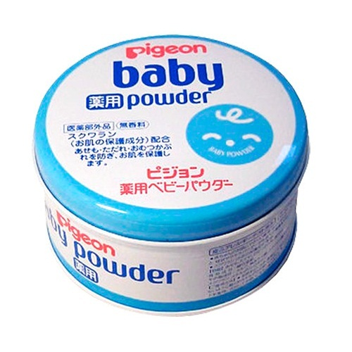 PIGEON Baby Medicated Powder 150G (BLUE) ( PSL-M016031 )