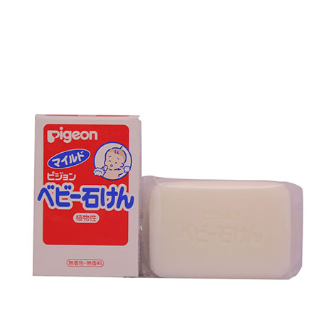PIGEON Baby Soap 90G NO.08183 ( PSL-M024300 )