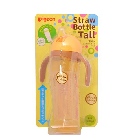 Pigeon Straw Bottle Tall 330ML 13756 (PSL-T013450 )