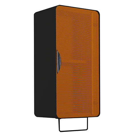 KIOSK Hanging Cabinet with Swing Door - Vertical ( PW-01 )