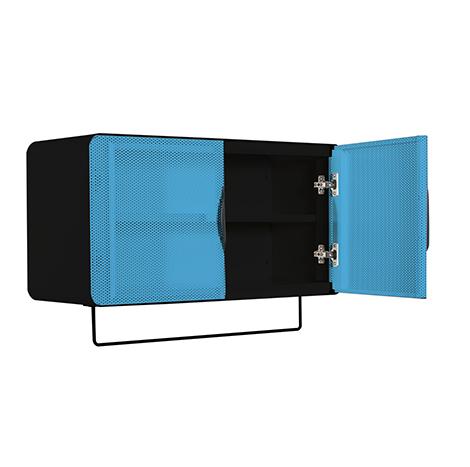KIOSK Hanging Cabinet with Swing Door - Horizontal ( PW-02 )