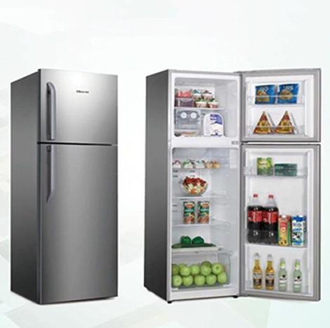 HISENSE 207L 2 Door Fan Type Refrigerator ( RD-26WR4SA )