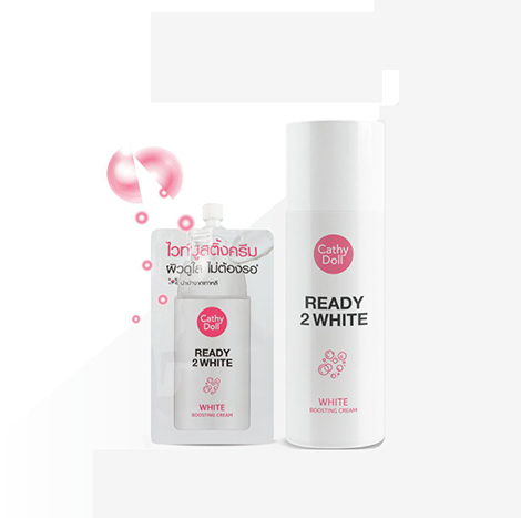 Cathy Doll Ready 2 White Boosting Cream 75ml
