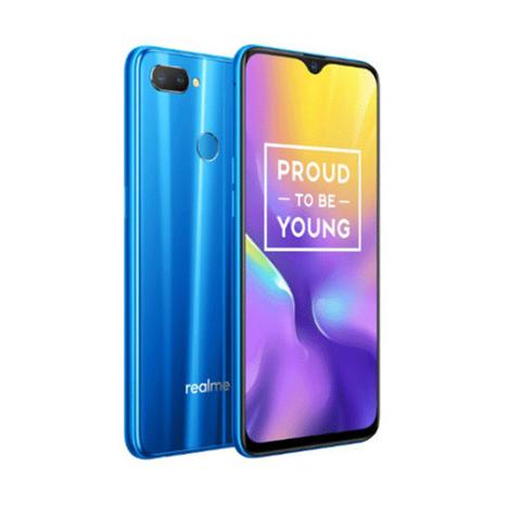 Realme U1 (3GB, 32GB), Brave Blue