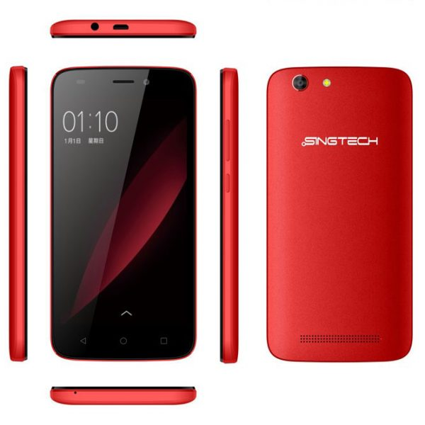 SINGTECH H51, Red
