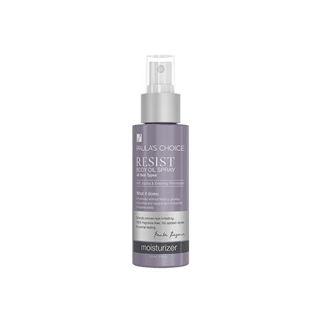 Resist Body Oil Spray 118 ml