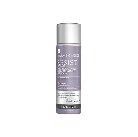 Resist Retinol Skin Smoothing Body Treatment with Antioxidants 118 ml