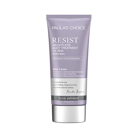 Resist Weightless Body Treatment with 2% BHA 210 ml