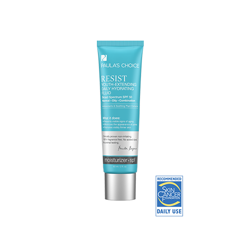 RESIST Youth-Extending Daily Hydrating Fluid Broad Spectrum SPF50 60 ml