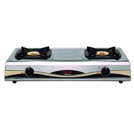RINNAI Double Gas Cooker ( RI 522A )
