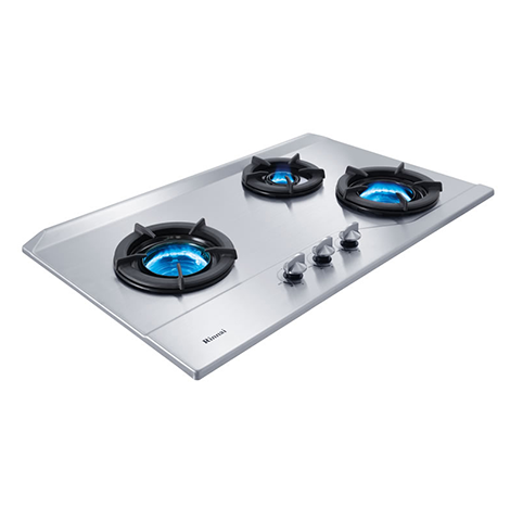 RINNAI Gas Cooker ( RB-3SI-C-S )