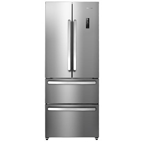 HISENSE 378L 4 Door Fan Type Refrigerator ( RQ-52WC4S )