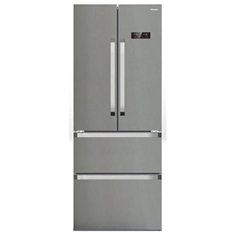 Hisense Refrigerator 4 Door Fan Type -463 Lit( RQ-73WC4SHYA)