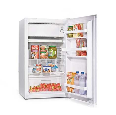 HISENSE 100L 1 Door Timer Type Refrigerator ( RS-13DR4SA )