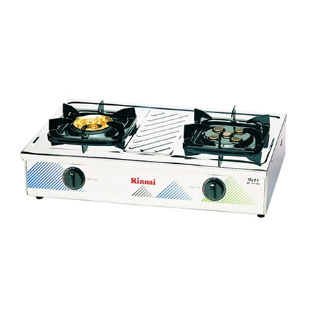 RINNAI Double Gas Cooker ( RY 711TBS )