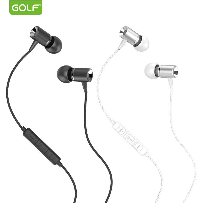 GOLF GF-M11 Stereo Earphone