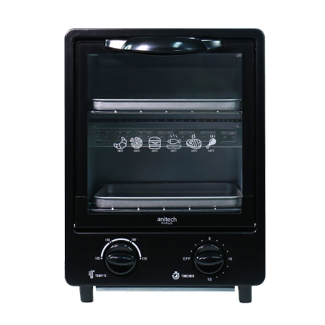 ANITECH Mini Electric Oven ( S101 )