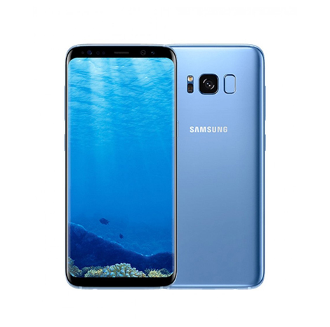 Samsung Galaxy S8 Plus (4GB, 64GB) Blue