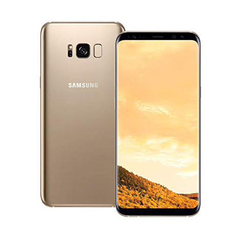 Samsung Galaxy S8 Plus (4GB, 64GB) Gold