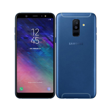 Samsung Galaxy A6 Plus (4GB, 32GB) Blue