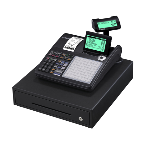 CASIO Cash Register SE-450MG