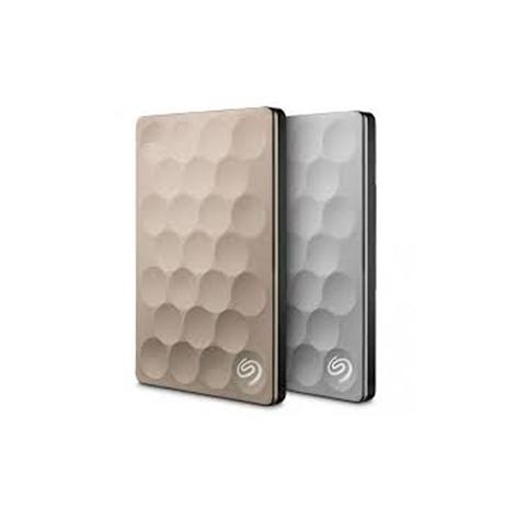 Segate External HDD 1TB (Platinum, Gold)